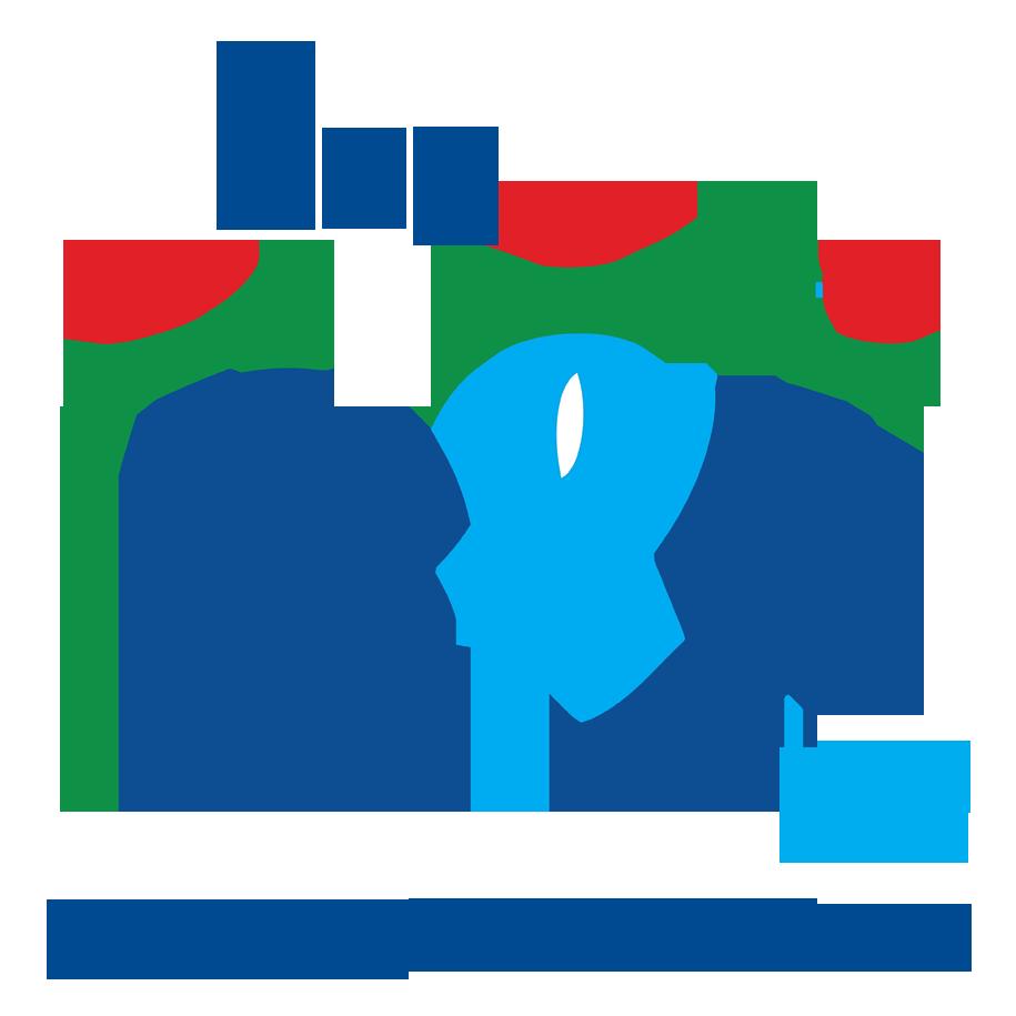 Logo PEP 06 avec fond transparent