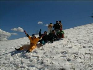 Ski à Beuil