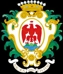 Armoiries de la ville de Nice