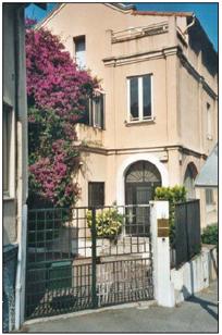 Façade de l'IME Henri Matisse