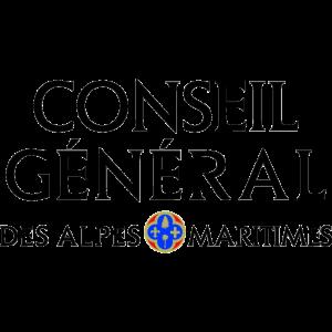 Logo du conseil général des Alpes-Maritimes