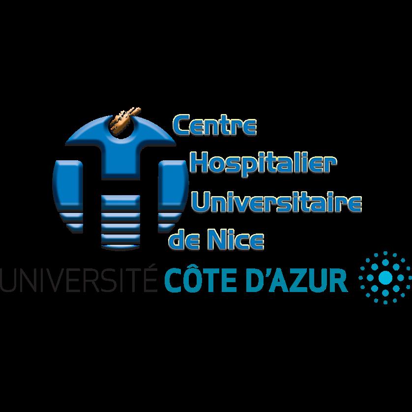 Logo du CHU de Nice