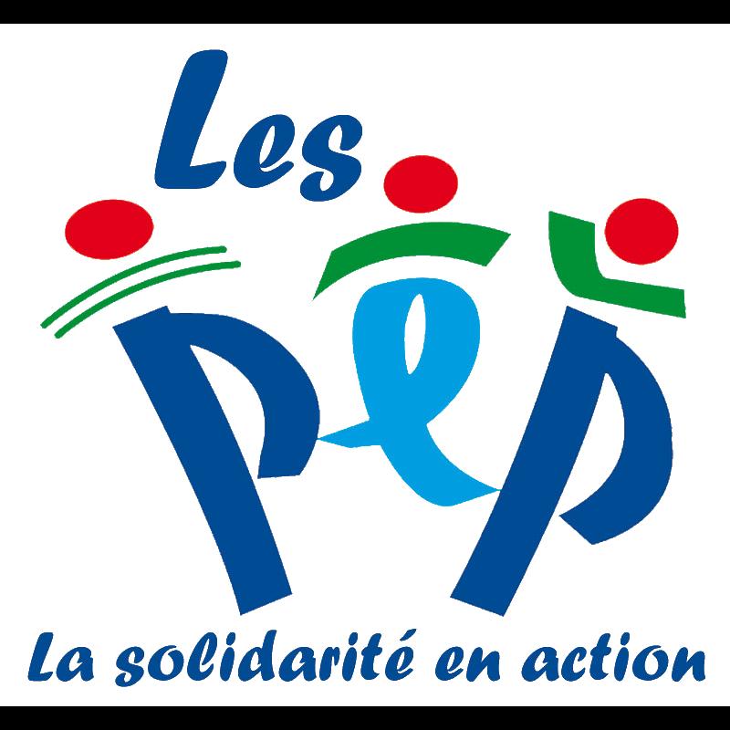 Logo de la fédération générale des PEP (avec fond transparent)