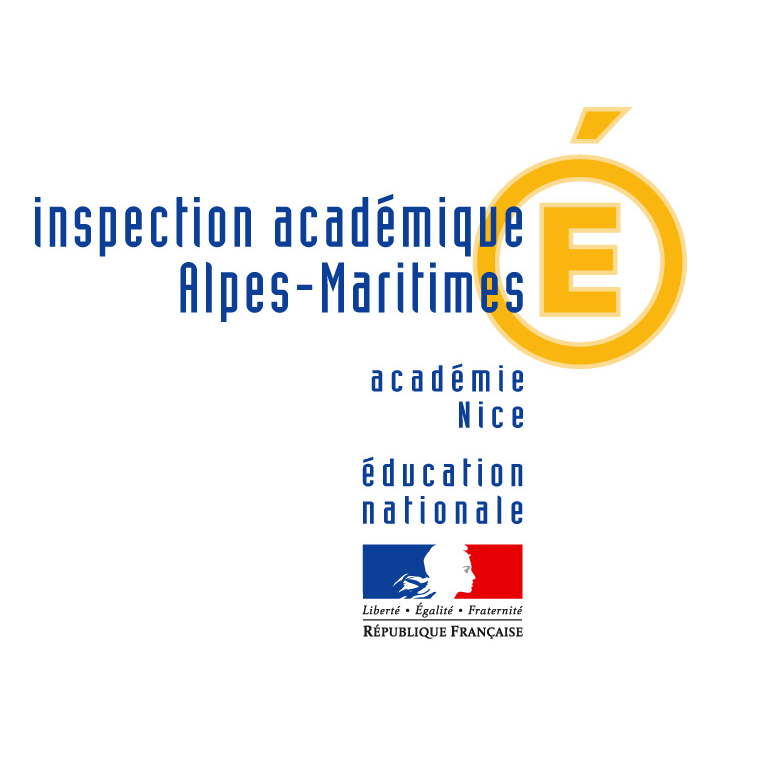 Logo de l'Inspection Académique des Alpes-Maritimes